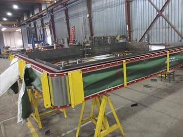 Non-Metallic Expansion Joints - Bachmann Dampjoint Inc