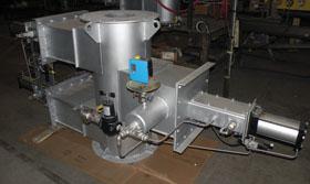 Équipement sur mesure pour le contrôle des gaz